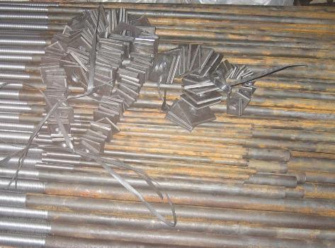 Болт фундаментный анкерный ГОСТ 24379. 1-80