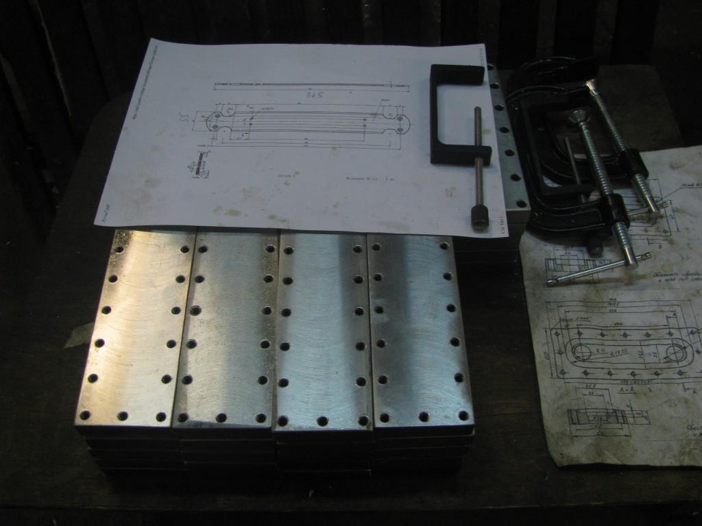 обработка металла почертежам