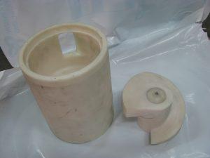 обработка фторопласта, изготовление втулок, обработка текстолита, обработка пластика
