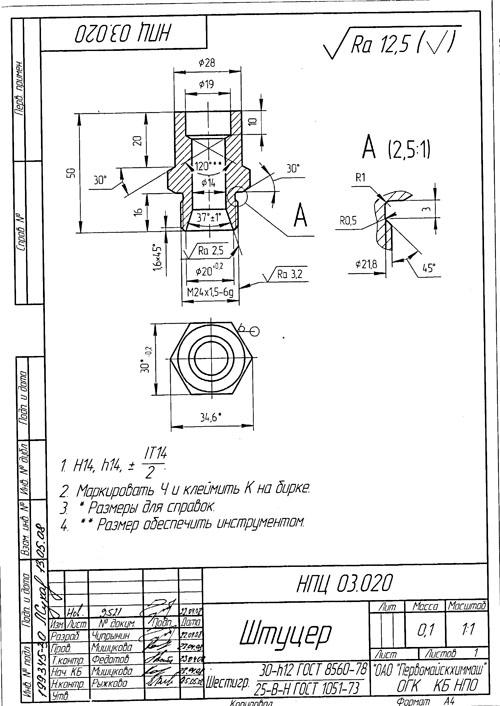 штуцер резьбовой, переходной штуцер, изготовление штуцеров, производство штуцеров, проходники, переходники для труб