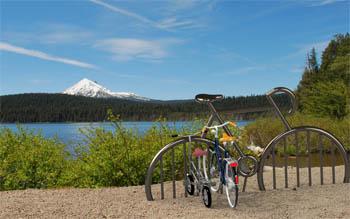 велопарковки на заказ, велопарковки из стали