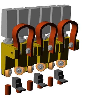 электрододержатели, изготовление электрододержателей, электрододержатели на заказ