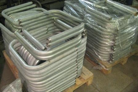 стальные полотенцесушители