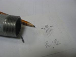 нарезание резьбы, нарезание резьбы на трубах