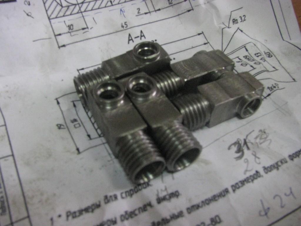 стальные фитинги, резьбовые соединения