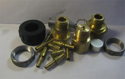 стальные фитинги, изготовление фитингов, соединение трубопроводов, штуцерное соединение