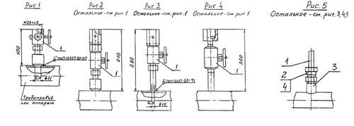 отборное устройство давления, закладные конструкции зк,