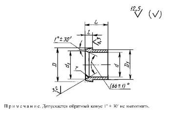 соединение трубопроводов, соединение с развольцовкой