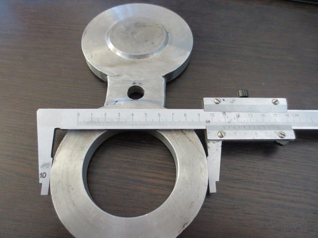 обтюратор, поворотная заглушка, изготовление поворотных заглушек, производство обтюраторов, стальные заглушки, заглушки по чертежам