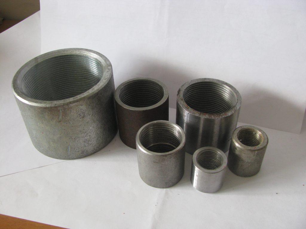 стальные муфты, изготовление муфт, стальные муфты цена, приварные муфты