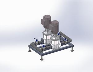 производство трубопроводов, насосные станции, производство коллекторов, нержавеющие коллектора