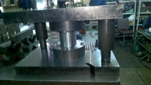штамп для холодной штамповки, штамп цена, изготовление штампов