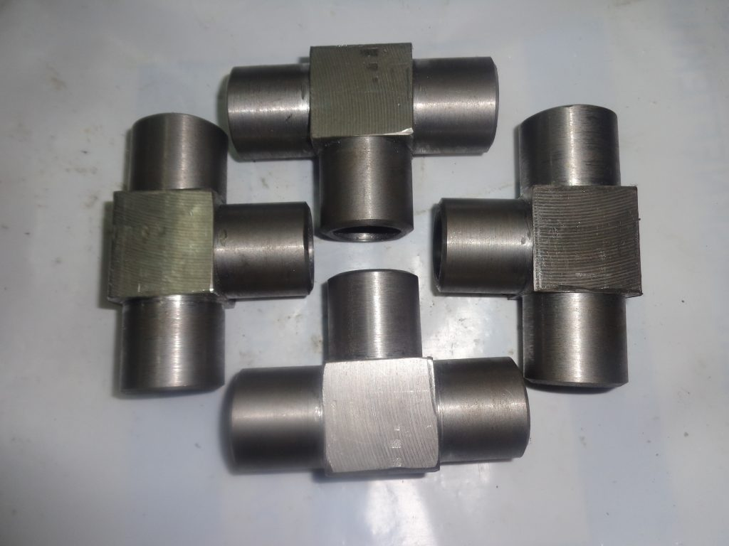 стальные тройники, переходные тройники, изготовление стальных тройников