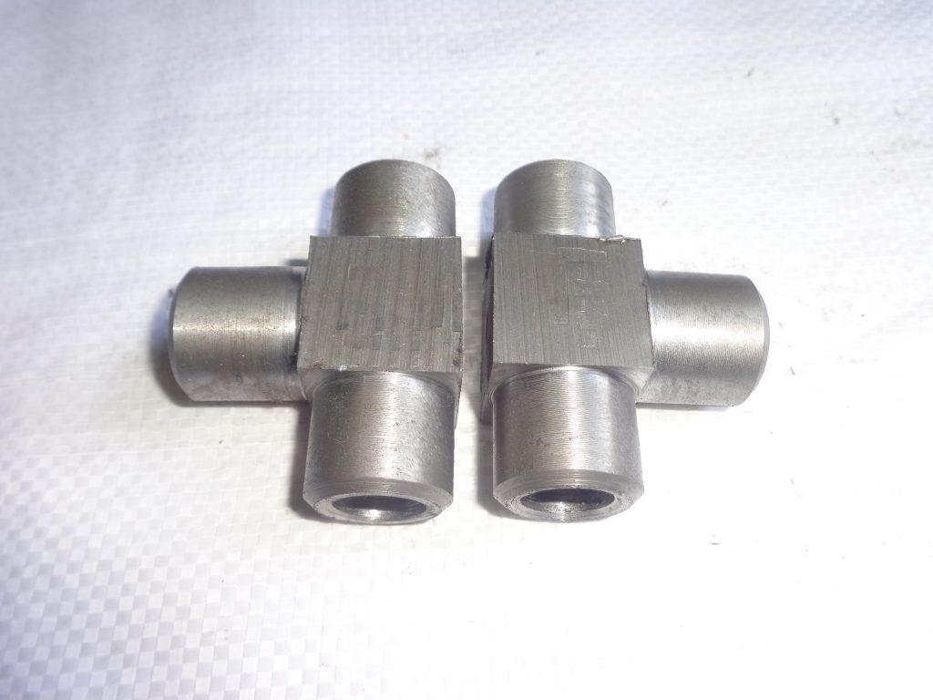 стальной фитинг, резьбовой фитинг, производство фитинга, обжимной фитинг