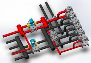 изготовление трубопроводов. детали трубопровода, изготовление соединений