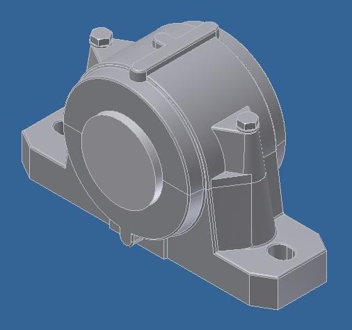 производство корпусов подшипника, корпус для подшипника, корпуса по чертежу, заказать корпус для подшипника