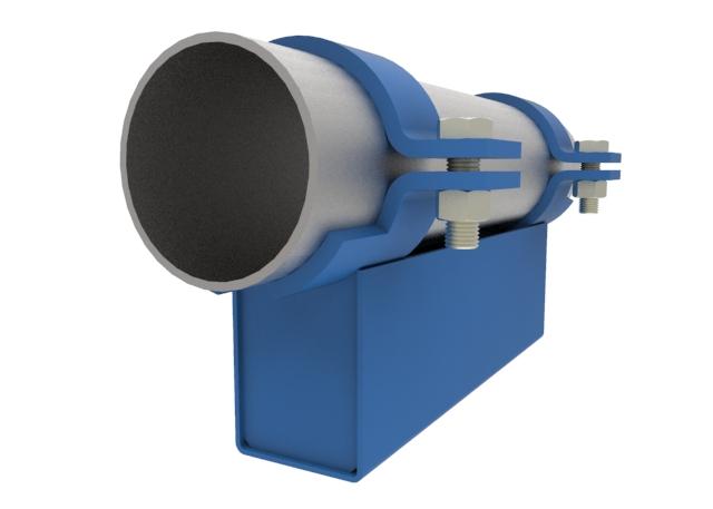 Опоры КХ А12.14, опоры трубопроводов, опоры заказать, опоры цена, изготовление опор
