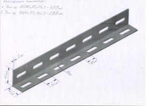 гнутый уголок. заказать уголок гнутый, изготовить гнутый уголок, гнутый уголок по чертежу, производство гнутого уголка