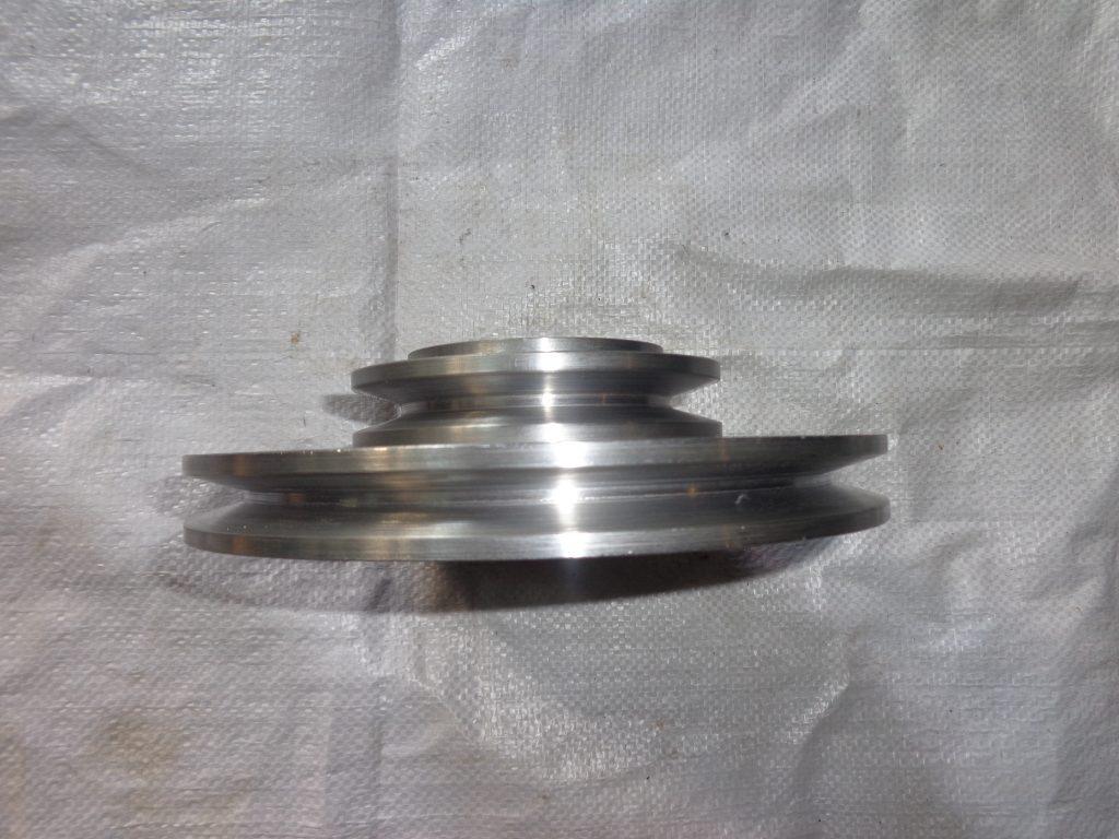 шкив, шкив из алюминия, шкив по чертежу, шкив для электродвигателя , шкив на заказ
