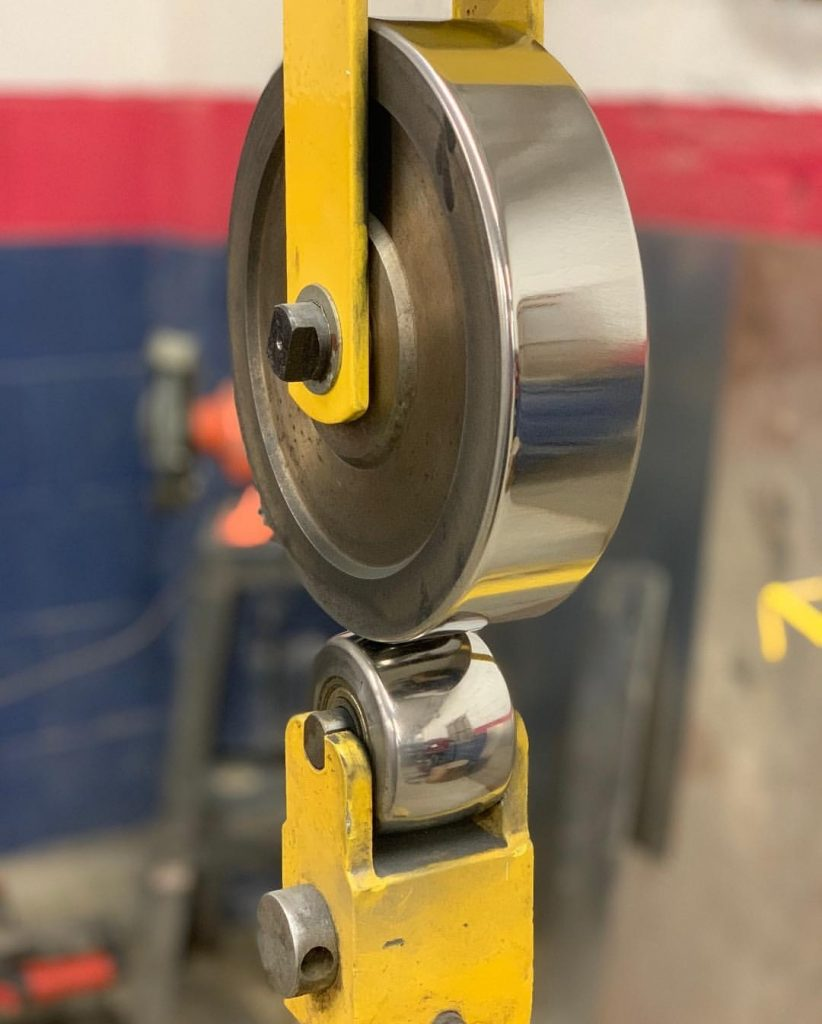 английское колесо, станок английское колесо, обработка листа, кастомайзинг